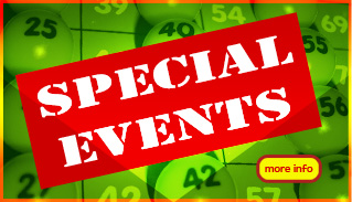 special events at leduc bingo